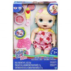 Baby Alive - Muñeca Lily Comiditas