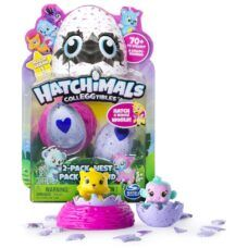 Hatchimals - Pack x2 con Nido