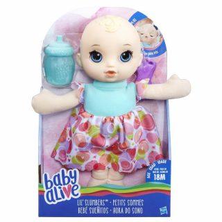 Baby Alive - Bebe Sueñitos