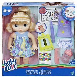 Baby Alive - Pequeña artista
