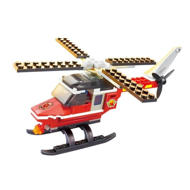Cogo - Helicóptero de Rescate 3904