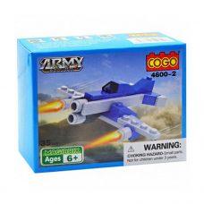 Cogo - Army Action 35 piezas 4600-2