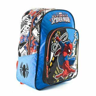 Spiderman - Mochila 40 cm Marvel (azul)