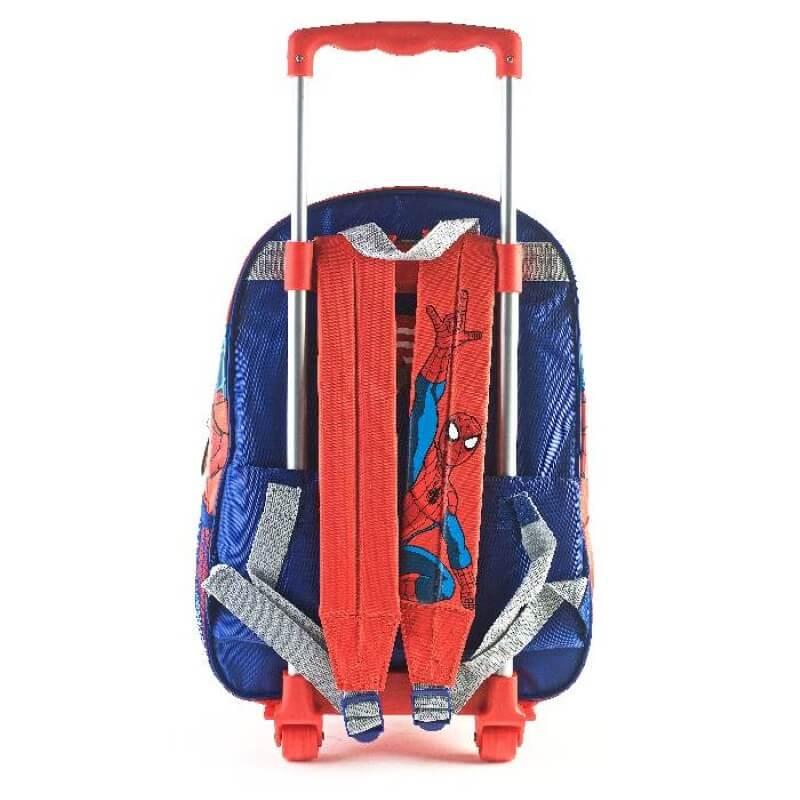 Spiderman - Mochila con Carro 40 cm