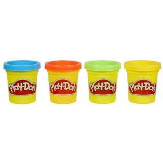 Masas de Moldear Paquete Mini x4 - Play Doh