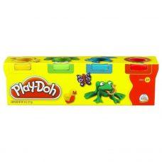 Play Doh - Masas de Moldear Paquete Mini x4