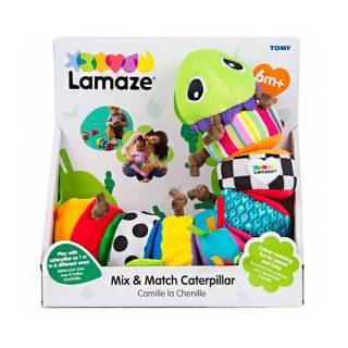 Lamaze - Gusano Musical Mix & Match Caterpillar
