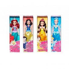 Disney Princesas - Muñeca Básica Ariel, Bella, Blancanieves