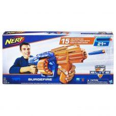 Nerf - Surgefire Pistola Lanzadardos Motorizada