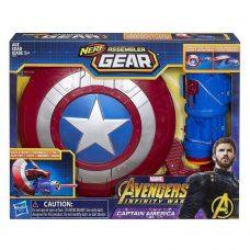 Nerf - Escudo Capitán América Infinity War Avengers