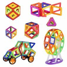 I-mags - Bloques Magnéticos Inteligentes 71 piezas
