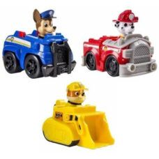 Mini Vehículos Patrulla Canina