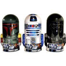 Alcancías de Star Wars