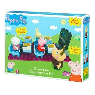 Salon de Clases Set de Construcción - Peppa Pig