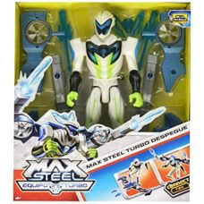 Max Steel Turbo Despegue
