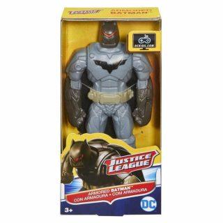 Figura Batman Armored 15 Cm - Liga de la Justicia