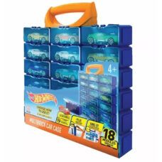 Porta Autitos Hot Wheels 18 unidades