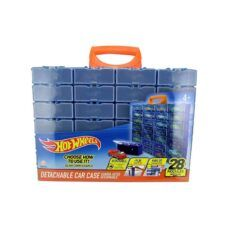 Porta Autitos Hot Wheels 28 unidades