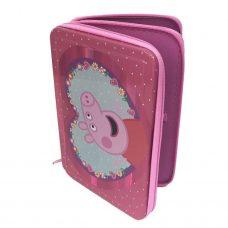 Cartuchera de 2 pisos - Peppa Pig