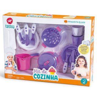 Set de Cocina de juguete - Calesita