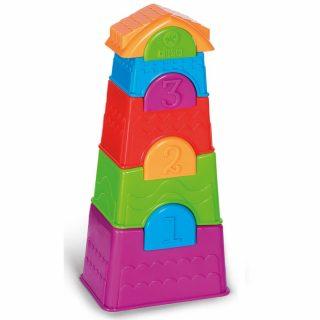 Torre Castillo para Apilar - Calesita