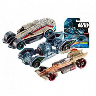 Autitos Star Wars - Hot Wheels