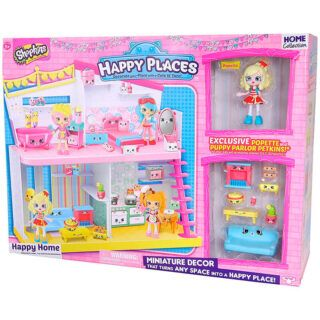 Happy Places Casa- Shopkins
