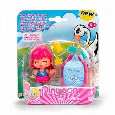 Muñeca con Bebé Sorpresa - Pinypon