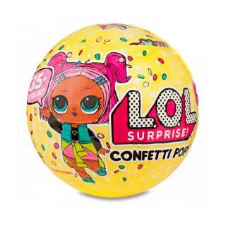 Muñecas Lol - Confetti Pop Serie 3 (Sorpresa)