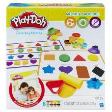 Masas de Colores y Formas - Play Doh