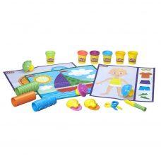 Play doh - Texturas y Herramientas