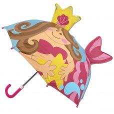 Stephen Joseph - Paraguas 3D Sirena