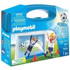 Playmobil 5654 - Maletin de Futbol