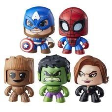 Mighty Muggs - Superheroes Coleccionables