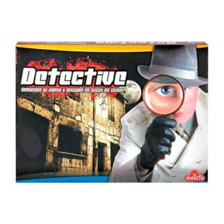 150-47 Detective Tablero Ingenio Crimen - Didacta