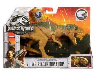Dinosaurio Rugidores Metriacanthosaurus - Jurassic World