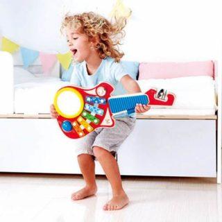 Guitarra Creador Musical 6 En 1 - Hape
