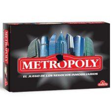 Metropoly Juego de Negocios Inmobiliarios - Didacta
