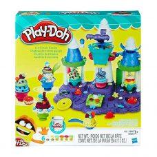 Castillo de Helados de Plastilina - Play Doh
