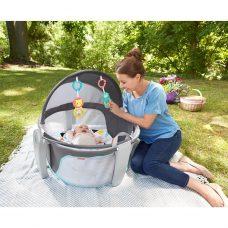 Fisher Price - Domo portátil para recién nacido