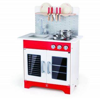 Cocina City Café Play Kitchen - Hape