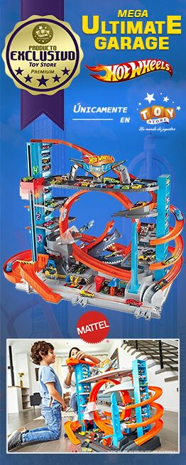 Hot-Wheels-Mega-Ultimate-Garage-Toy-Store