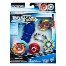 Beyblade Burst Kit Rip Fire SPRYZEN S2 con luces