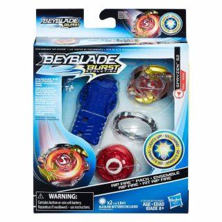 Beyblade Burst Kit Rip Fire SPRYZEN S2 con luces