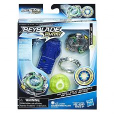 Beyblade Burst Kit Rip Fire WYVRON W2 con luces