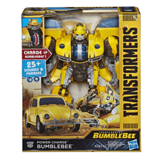 Transformers - Bumblebee Recargado Luces y Sonidos
