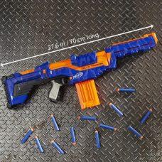 Nerf - Delta Trooper Pistola Dardos