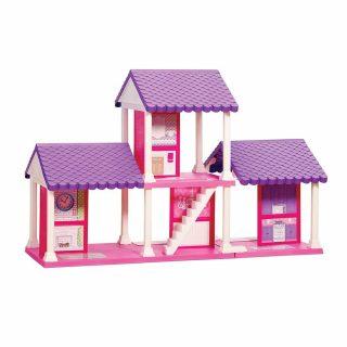 Casa De Muñecas Mediana - American Plastic
