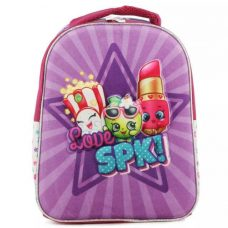 Mochila Shopkins 43 cm con relieve