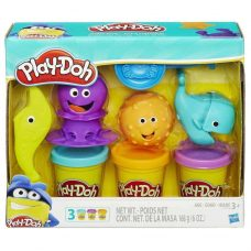 Set del Océano - Play Doh